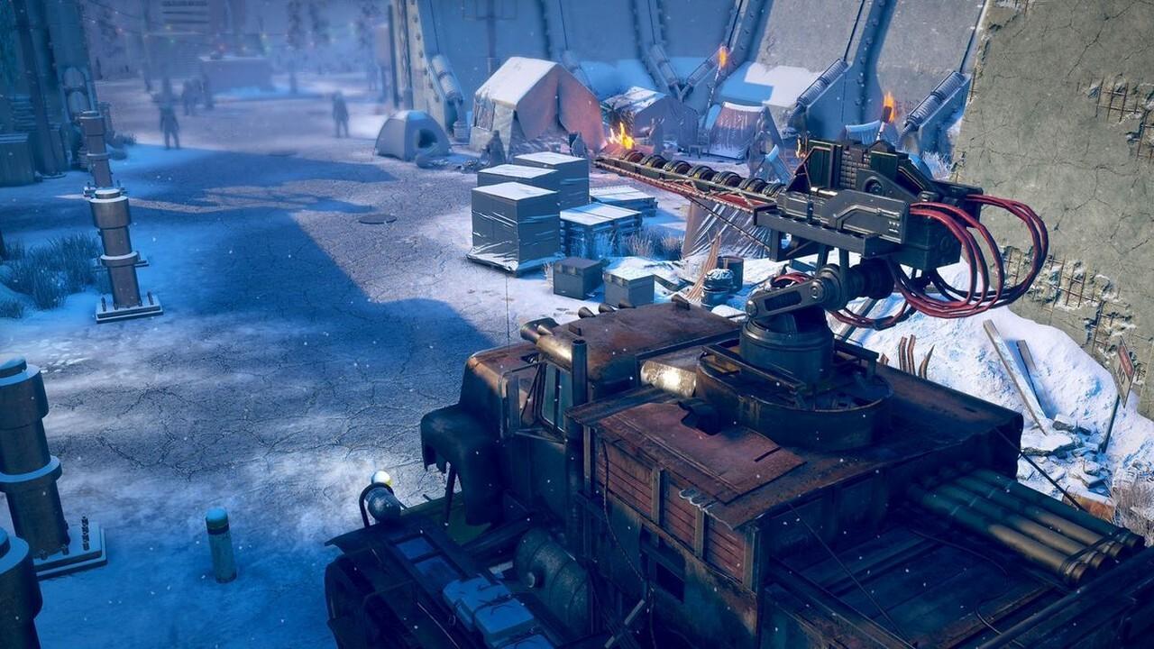 Wasteland 3: Neuer Trailer läutet Vorbestellung ein