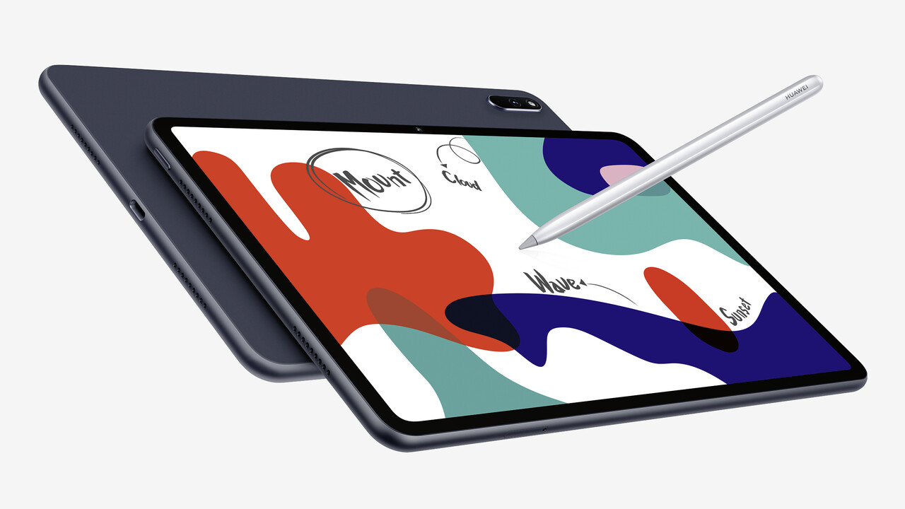 MatePad und MatePad T8: Huawei-Tablets im 16:10-Format für 319und 119Euro