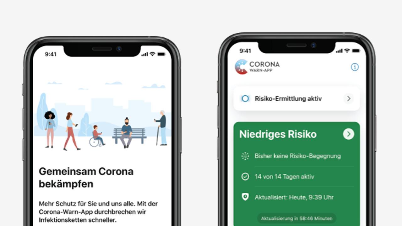"""Corona-Warn-App: Start erfolgt am Dienstag in """"nicht perfekter"""" Version"""