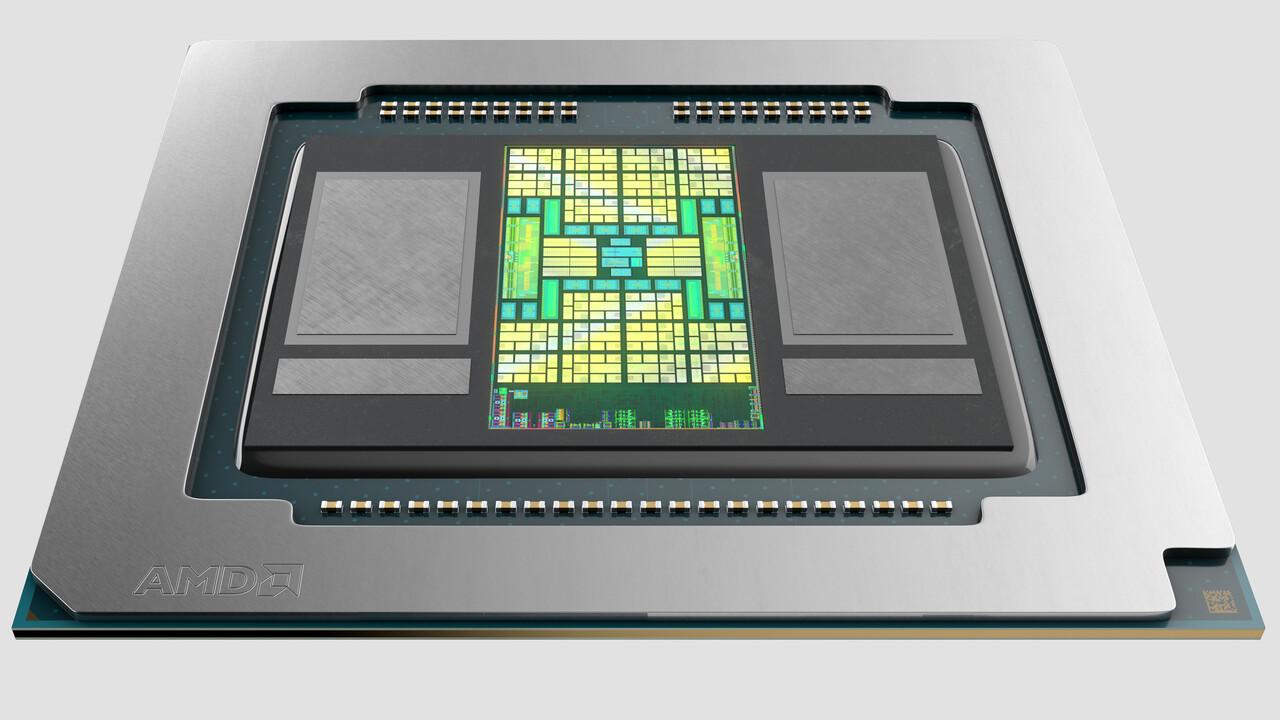 Radeon Pro 5600M: MacBook Pro erhält unbekannte Navi-GPU mit HBM