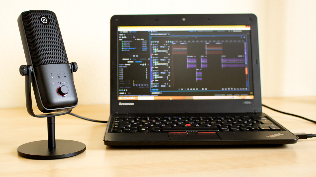 Elgato Wave:3 im Test: Überzeugendes Mikrofon für Streaming und Podcasts