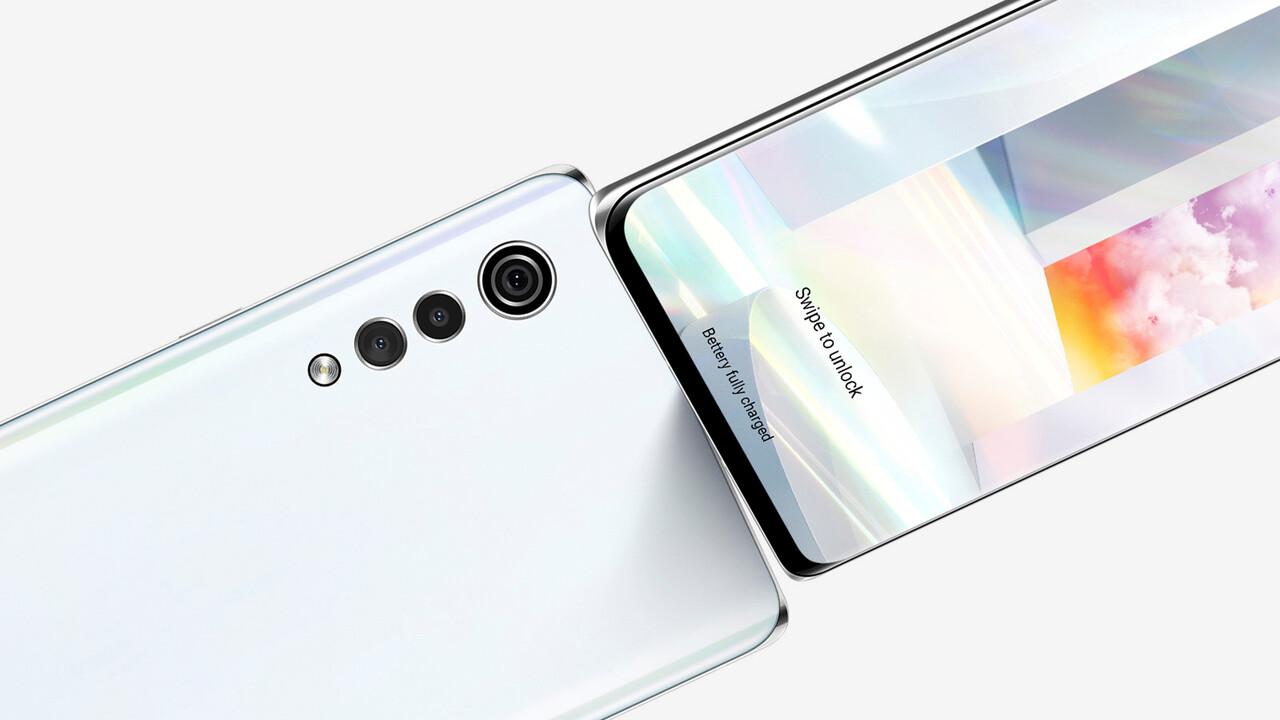 Smartphone: LG bringt das Velvet für 599Euro nach Deutschland