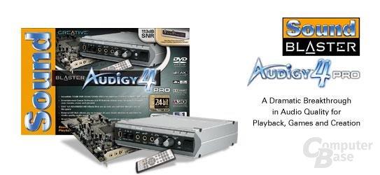 Sound Blaster Audigy 4 Pro