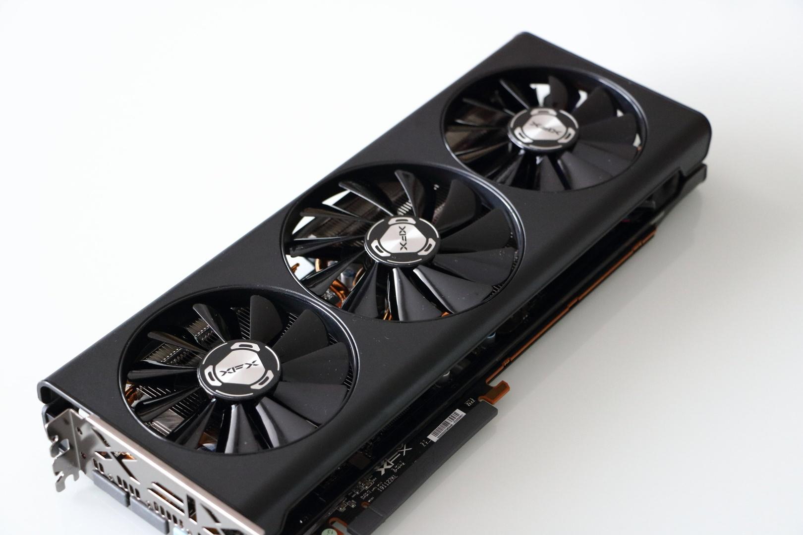 XFX Radeon RX 5700 XT Triple Dissipation