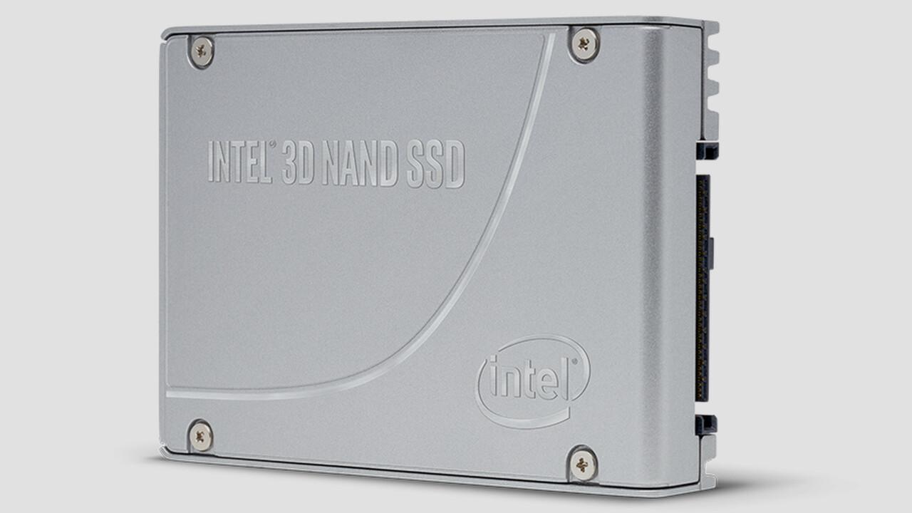 Arbordale Plus: Erste Intel-SSDs mit PCIe 4.0 für Server
