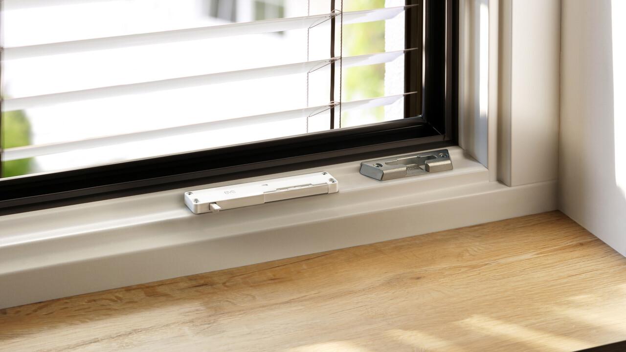 Eve Window Guard: Fenstersensor mit HomeKit erkennt Einbruchsversuche