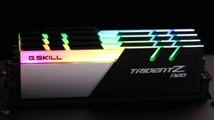 Aus der Community: G.Skill Trident Z Neo mit Coffee Lake-S am Limit