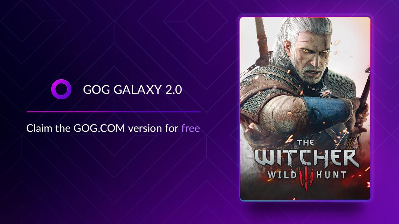 The Witcher 3: Kostenlose GOG-Version für Besitzer anderer Plattformen