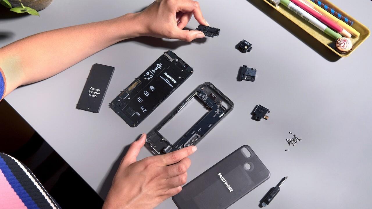 Fairphone 2: Das modulare Smartphone erhält Android 9 Beta
