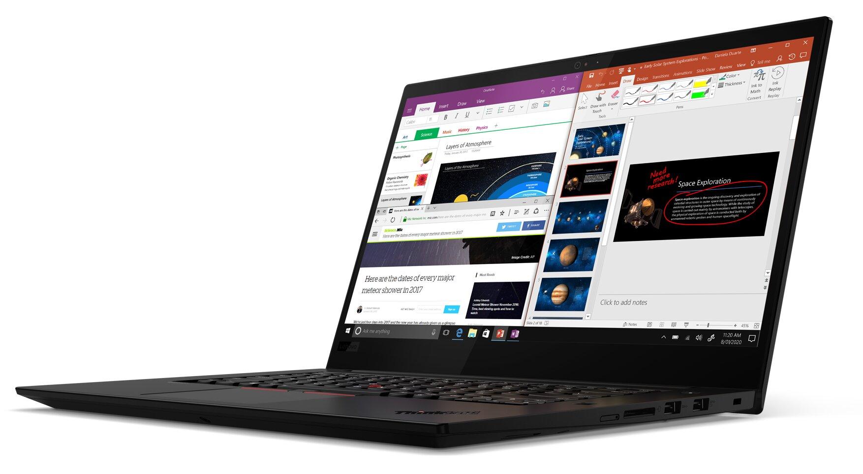 Das neue ThinkPad X1 Extreme Gen3