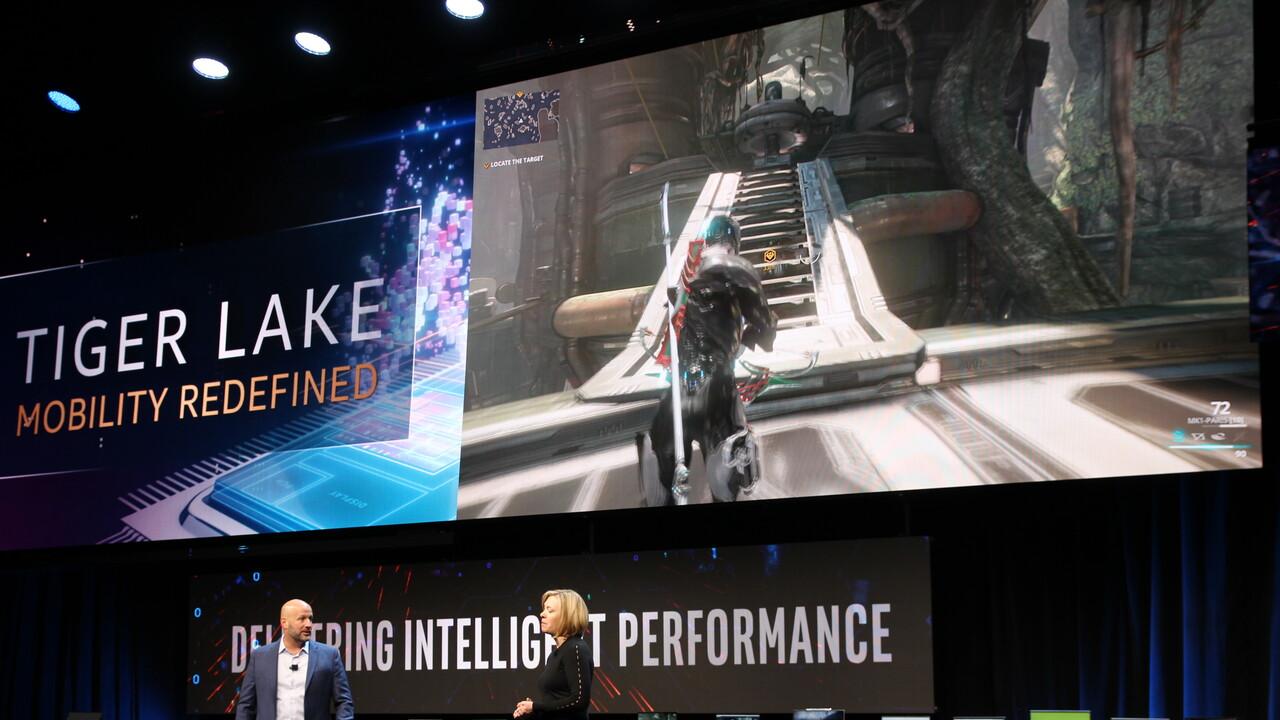 Intel Xe-Grafik: Tiger Lake-U in BattlefieldV mit 1080p bei 30 FPS