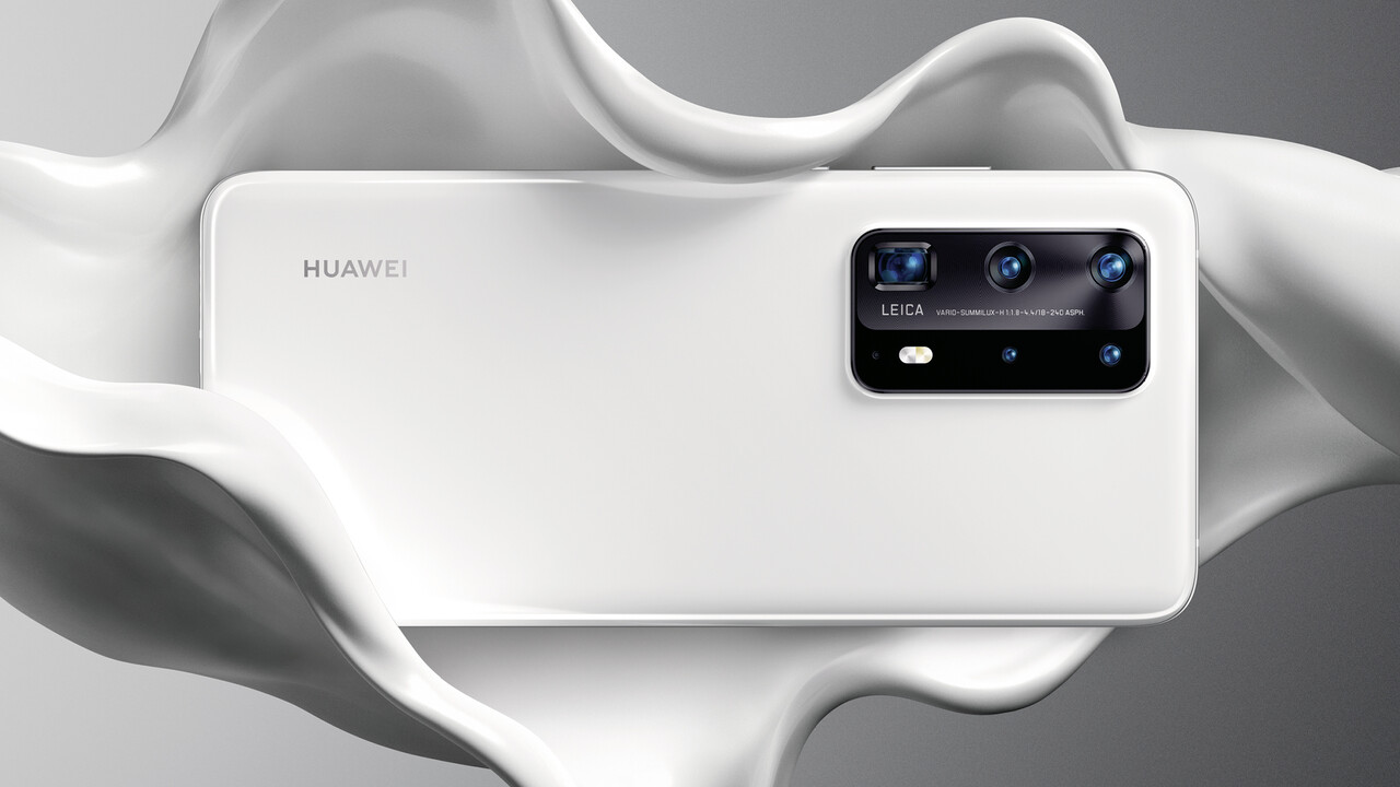 Huawei P40 Pro+: Keramik-Smartphone mit 240-mm-Zoom startet am 25.Juni