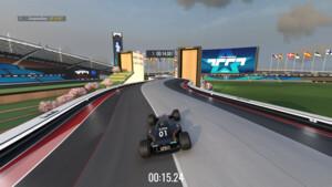 Trackmania im Test: Das schnelle Spiel fordert die Grafikkarte