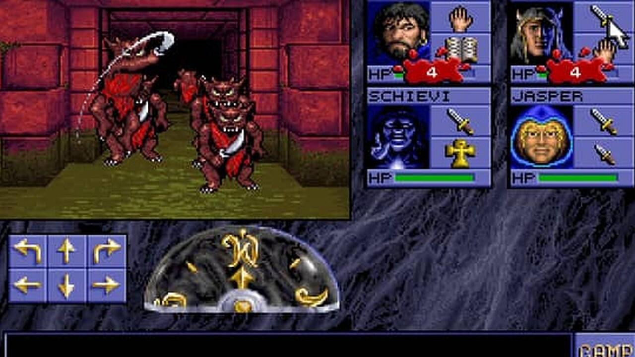 Spiele-Urgesteine: GOG verschenkt Eye of the Beholder Trilogy