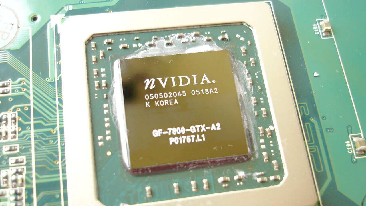 """Im Test vor 15 Jahren: Die erste """"GeForce GTX"""""""