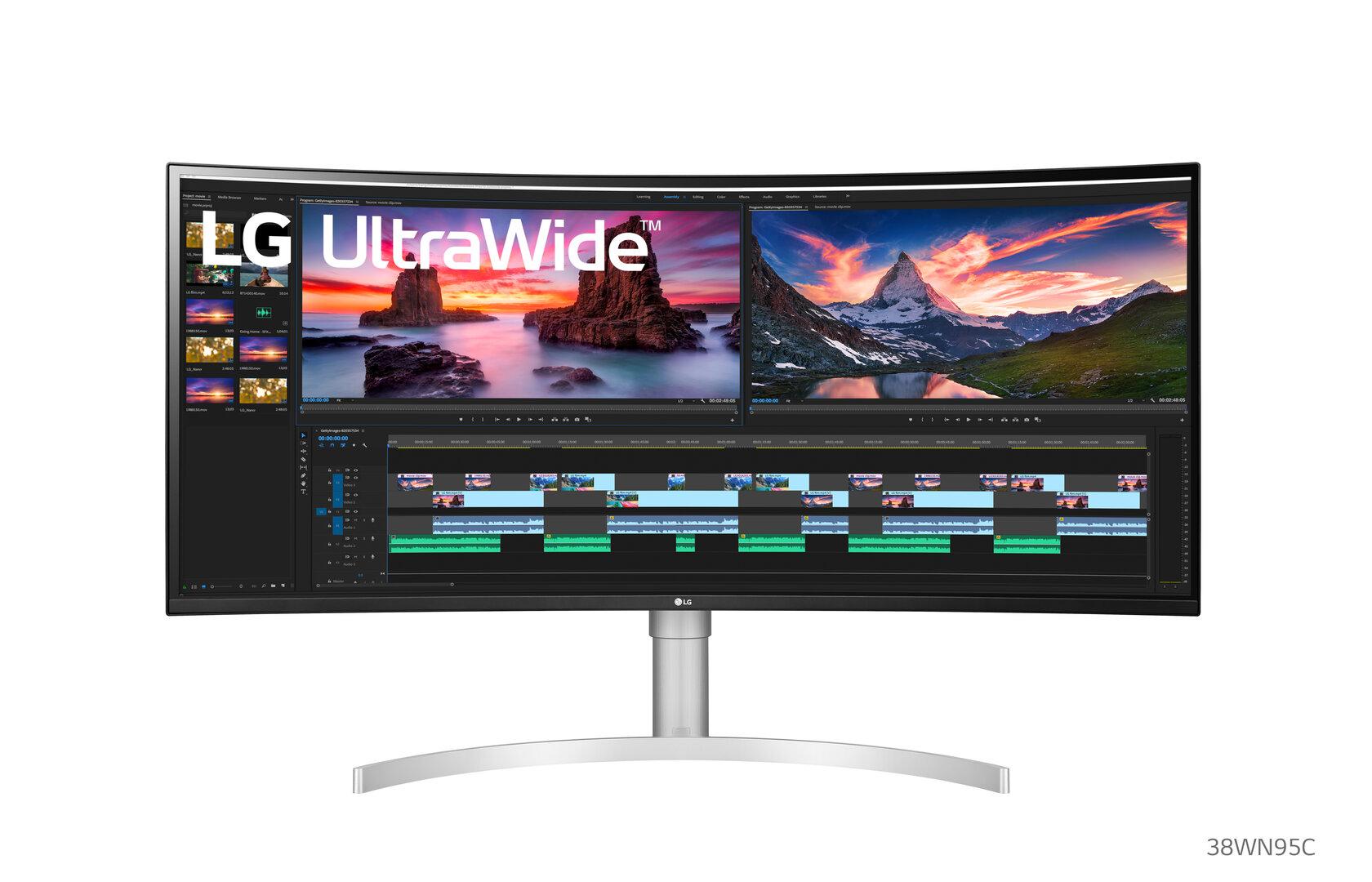 LG UltraWide 38WN95C