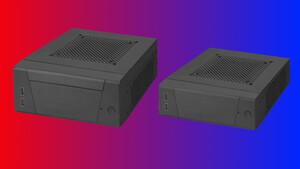Modulares Gehäuse: Beim Milo ML10 schafft ein Deckeltausch mehr Platz