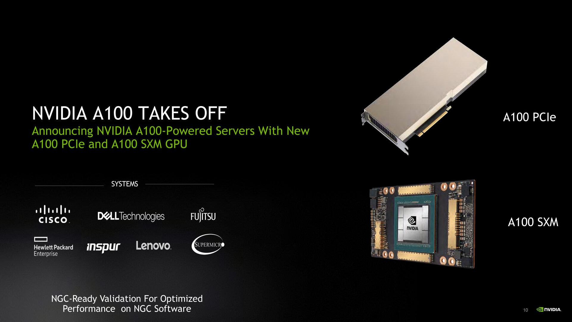 Nvidia erhält weitere Zusagen durch Server-Partner