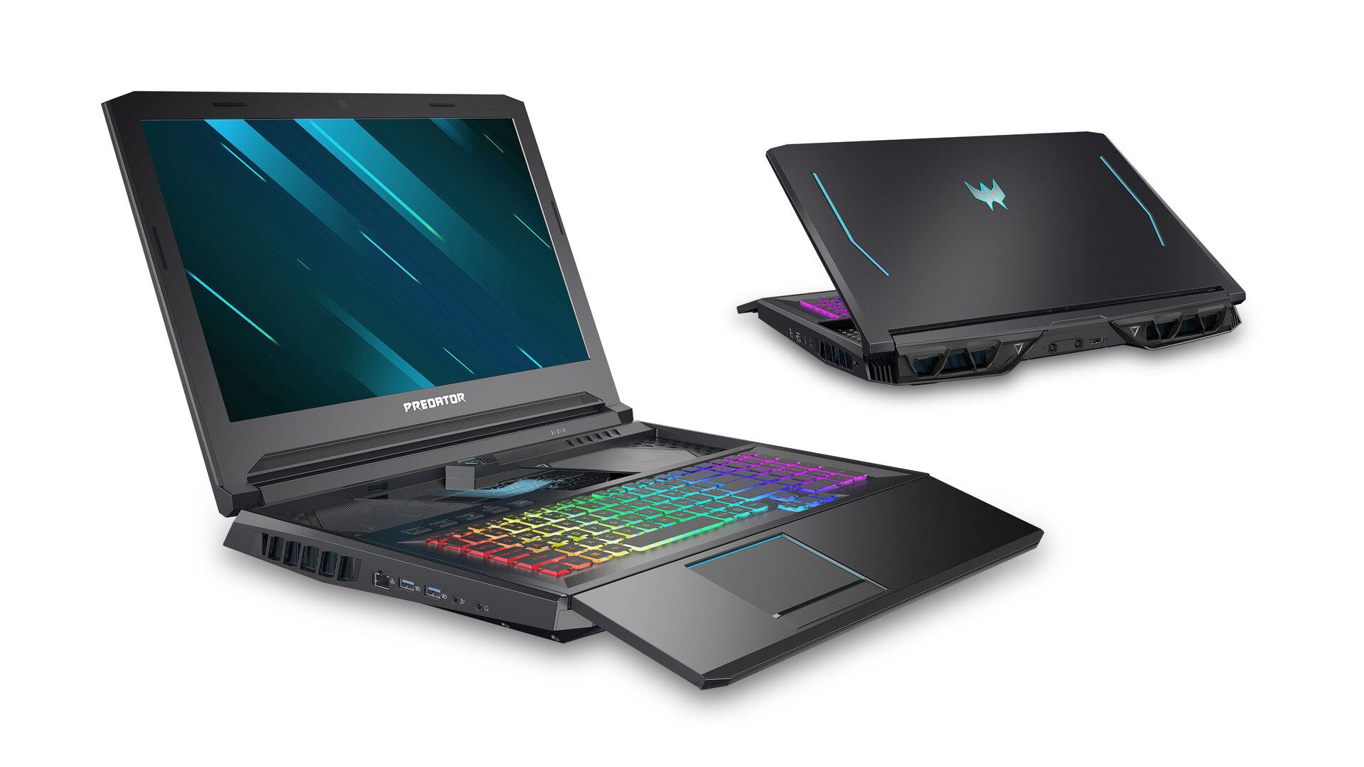 Das neue Acer Predator Helios 700
