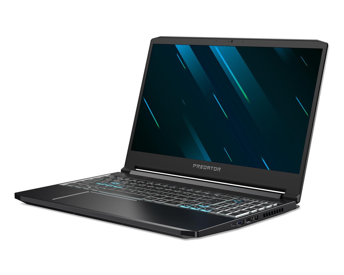 Das neue Acer Predator Triton 300 mit bis zu 240 Hertz