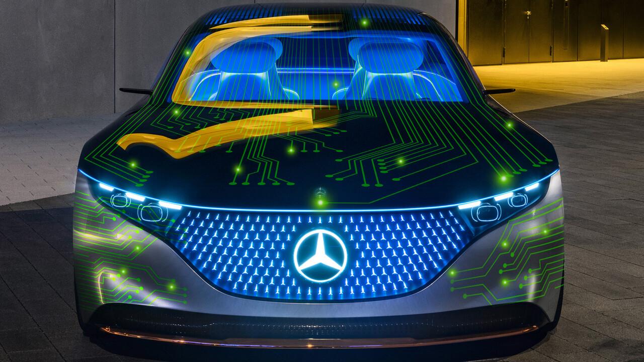 Automatisiertes Fahren: Mercedes-Benz setzt ab 2024 auf Nvidia Drive AGX Orin