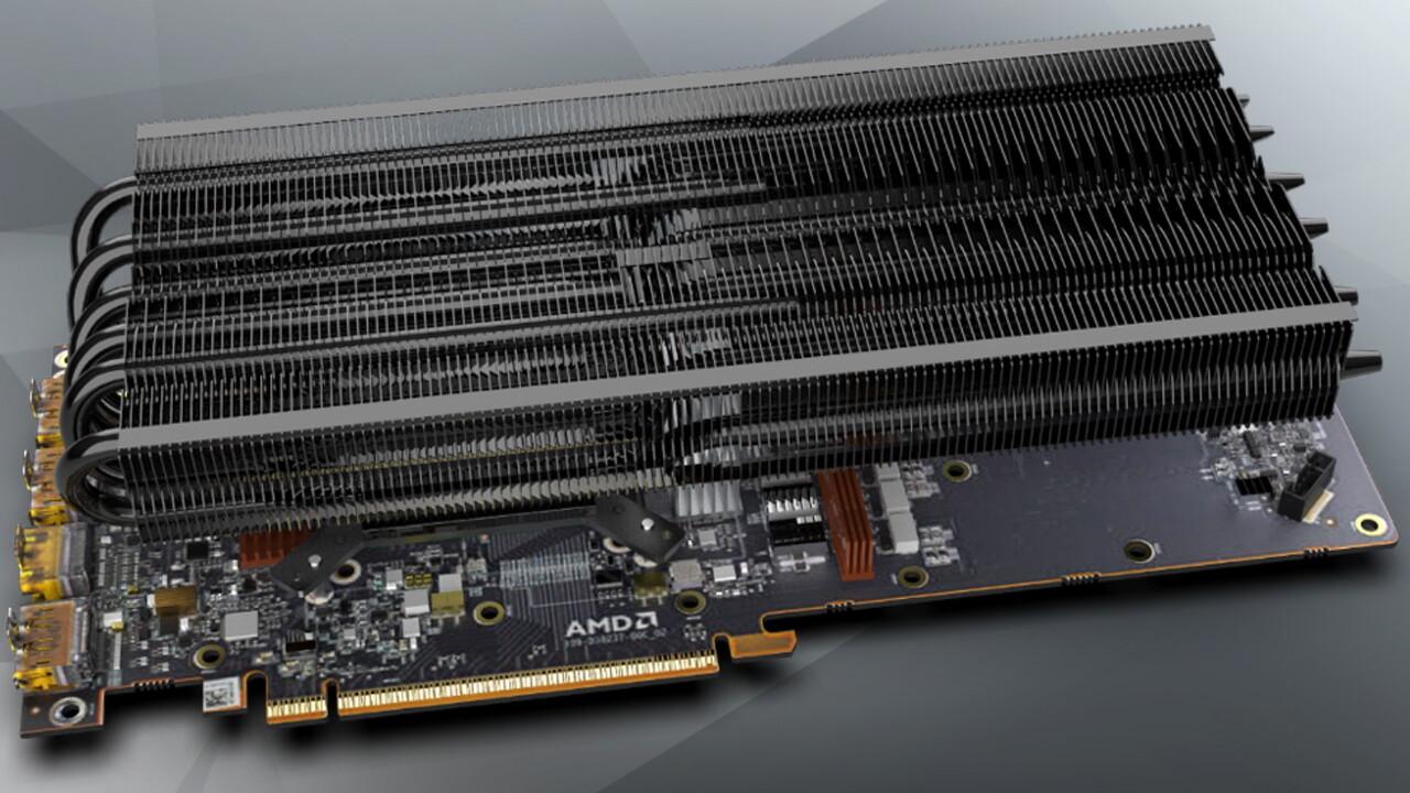 Grafikkarten-Kühler: Raijintek Morpheus 8057 kühlt AMD und Nvidia