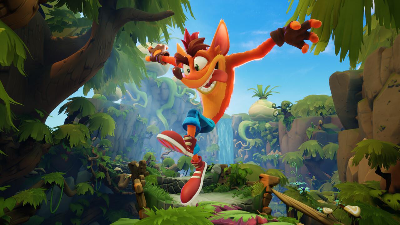 Crash Bandicoot 4: Jump'n'Run-Urgestein hüpft im Oktober durch die Zeit