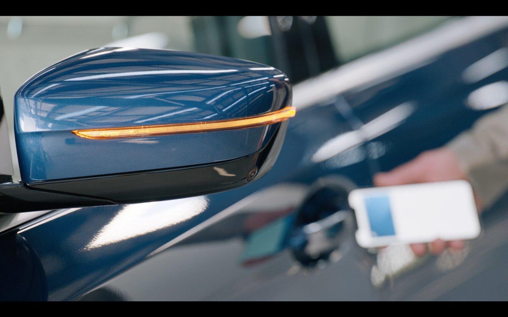 Das iPhone wird zum Fahrzeugschlüssel, zuerst im BMW 5er