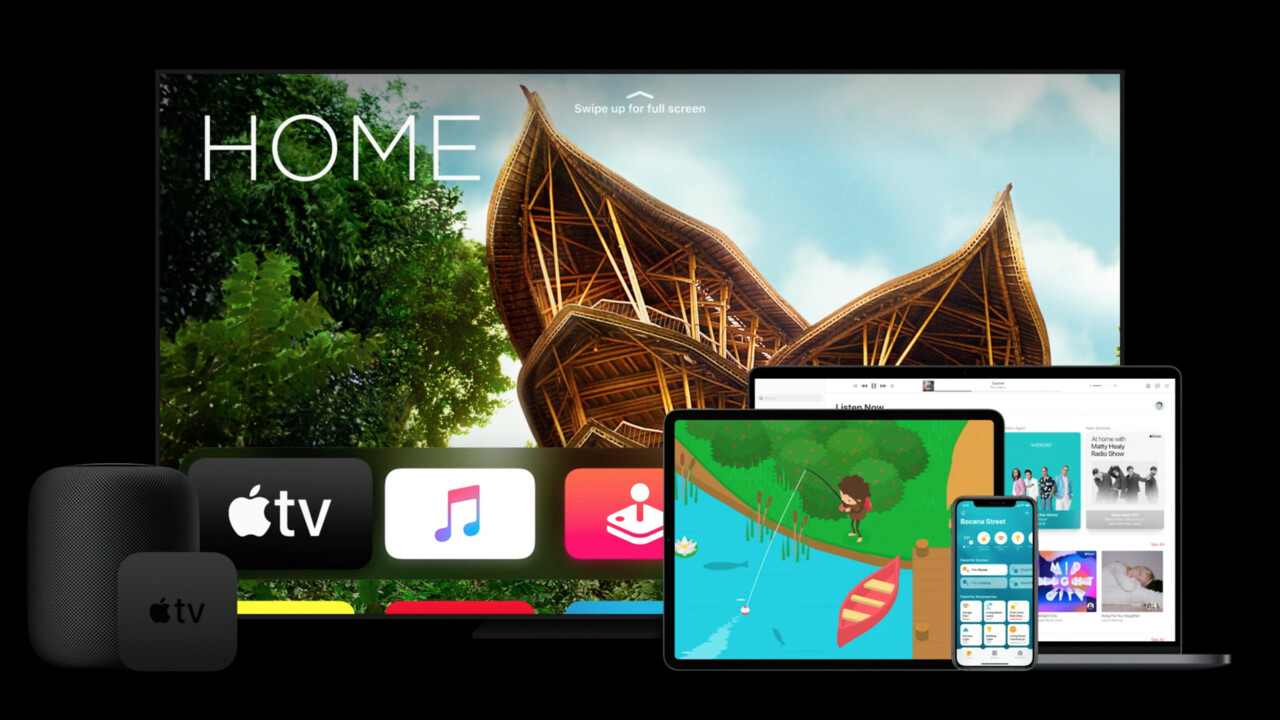 tvOS 14: Apple bringt Neuerungen für Heim und Fernseher