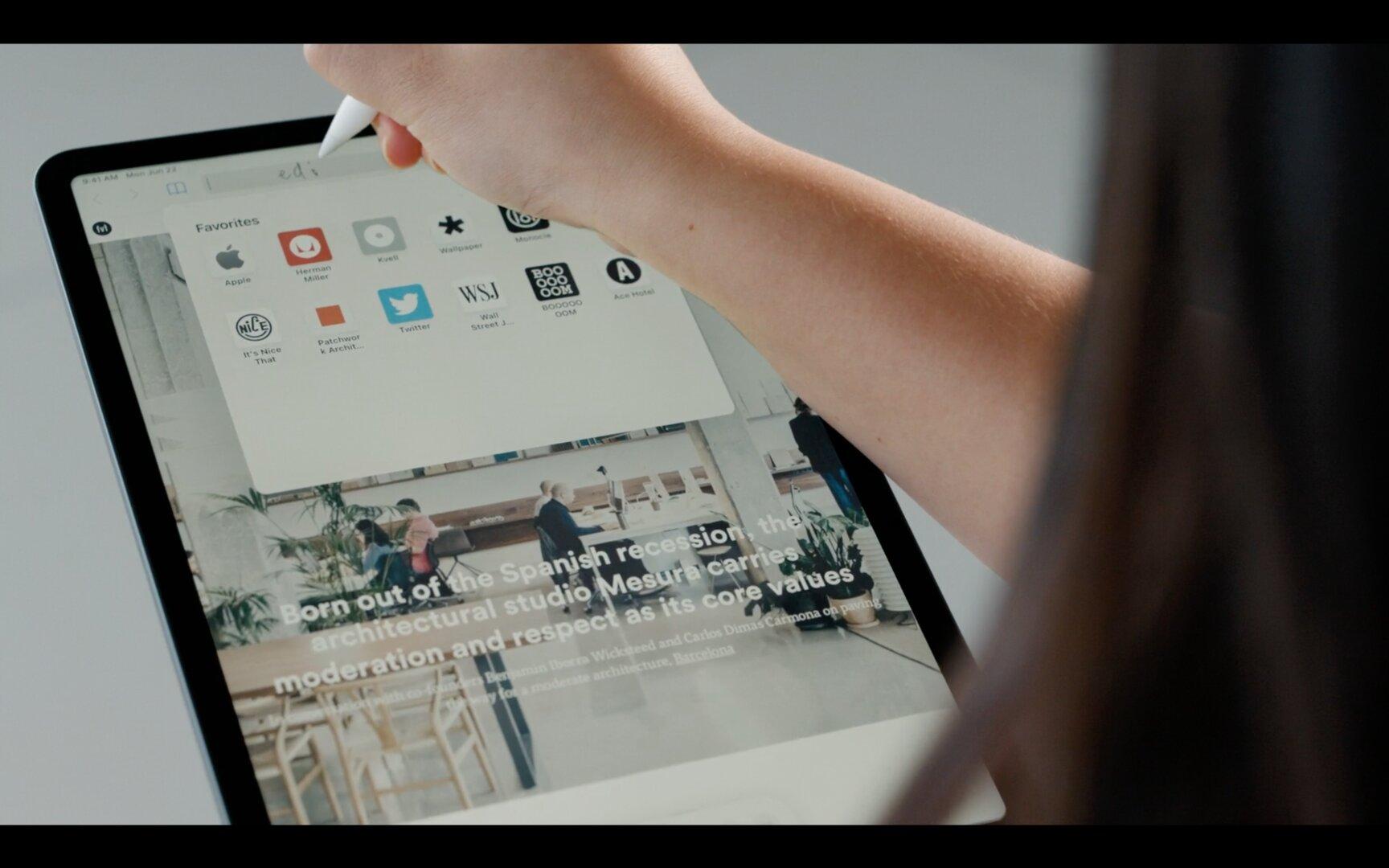 Apple Scribble: Texteingaben mit dem Apple Pencil
