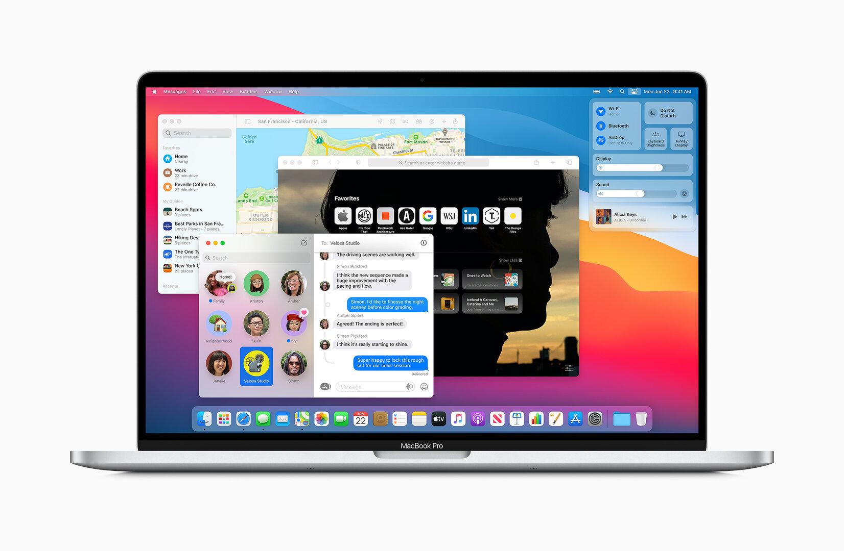 """macOS 11 """"Big Sur"""""""