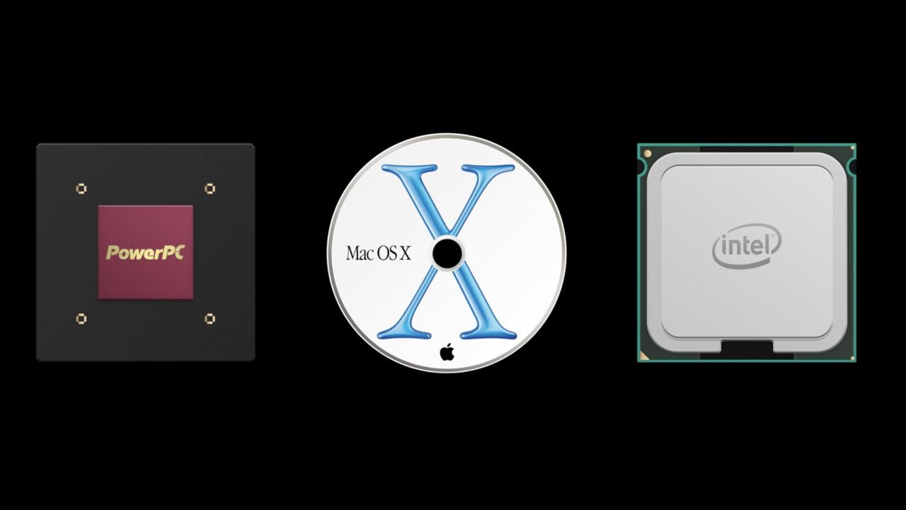 Abschied von Intel: Apples Mac wechselt ab Ende 2020 bis Ende 2022 zu ARM