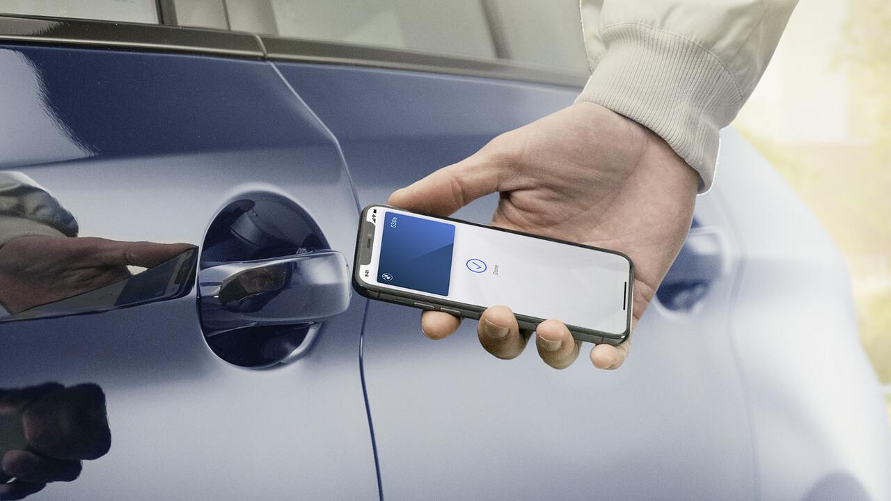 Apple CarKey: So funktioniert bei BMW der Digital Key im Smartphone