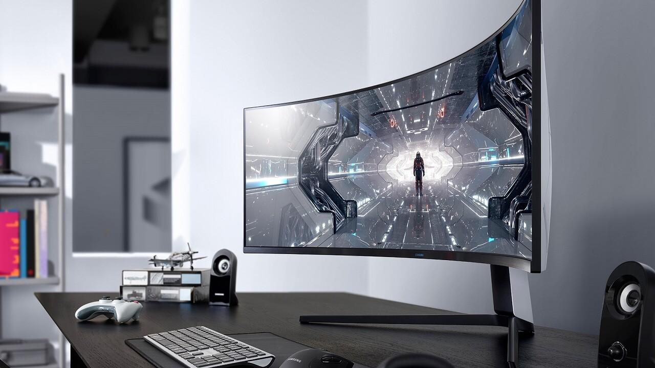 Odyssey G9: Samsungs Flaggschiff-Monitor ab Mitte Juli verfügbar