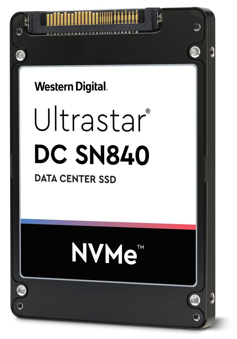 Ultrastar DC SN840 NVMe SSD