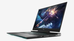 Dell G7 15 und 17: Gaming-Notebook ist kleiner und schneller