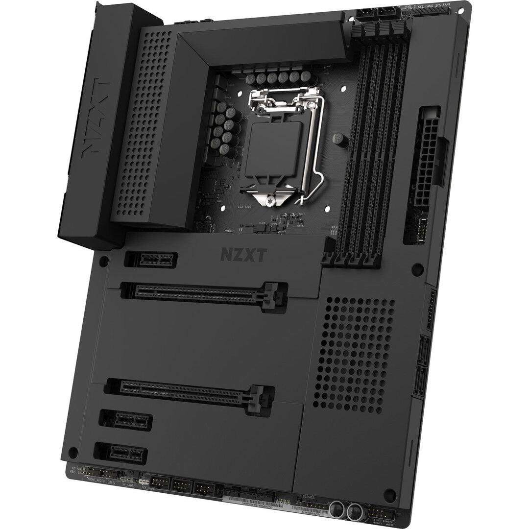 NZXT N7 Z490 - Schwarz
