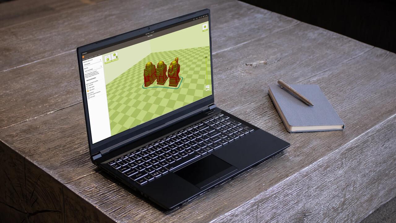 Oryx Pro mit Ubuntu 20.04 LTS: Linux-Workstation mit Intel Comet Lake-H von System76