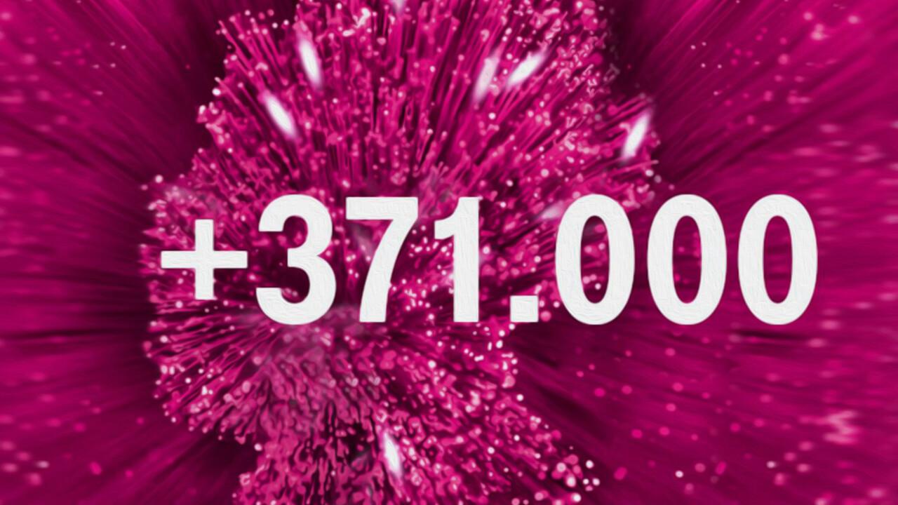 Deutsche Telekom: 371.000 weitere Haushalte erhalten bis zu 250 Mbit/s