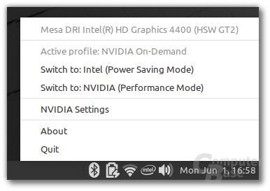 Nvidia Optimus in der Linux Mint 20 Cinnamon-Edition