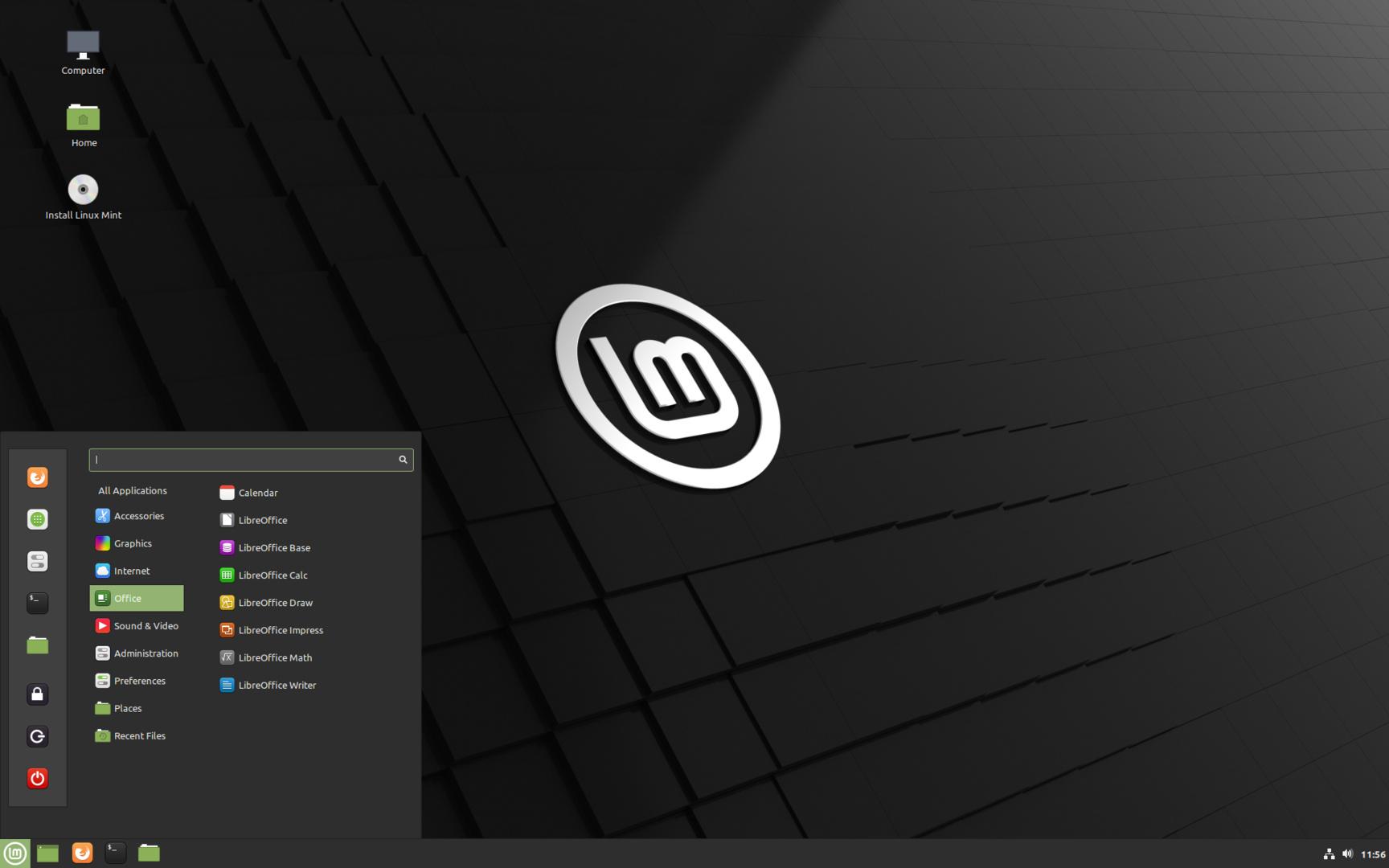 Linux Mint 20 Cinnamon-Edition