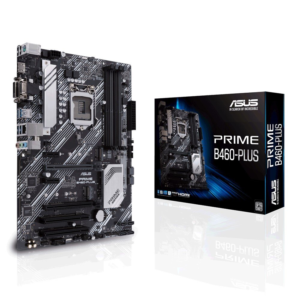 Asus Prime B460-Plus