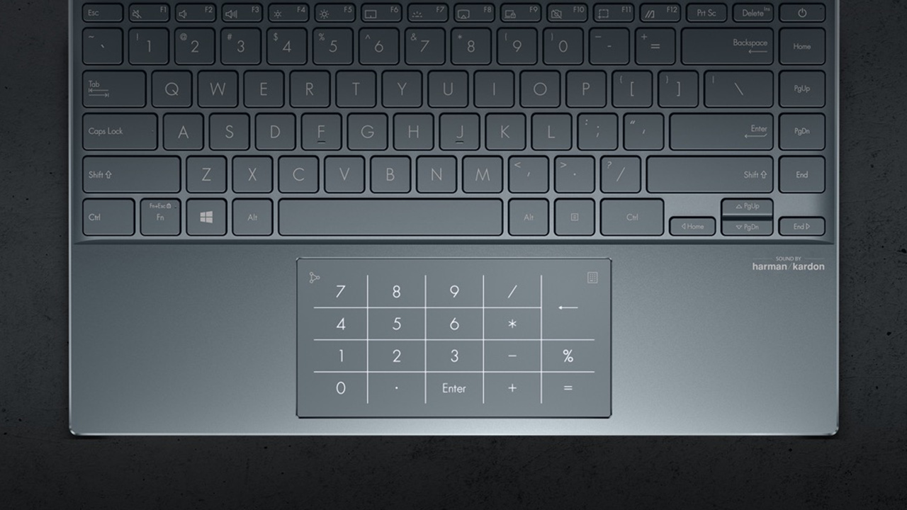 Asus ZenBook 14 UM425IA mit AMD Ryzen 4000