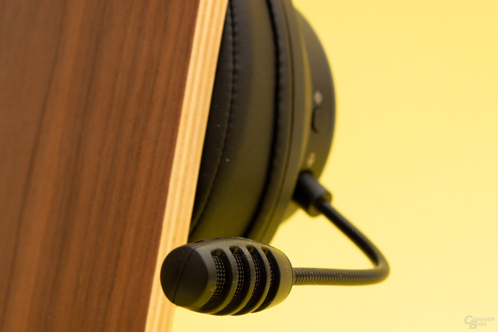Das Mikrofon hat Creative beim SXFI Gamer stark verbessert