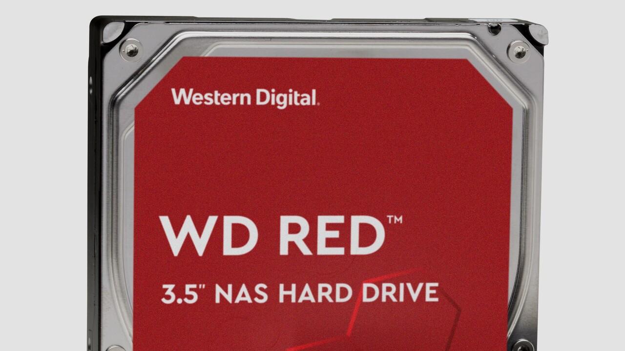 Falsch beschriftet: Amazon verkauft WD-Red-Festplatten mit SMR statt CMR