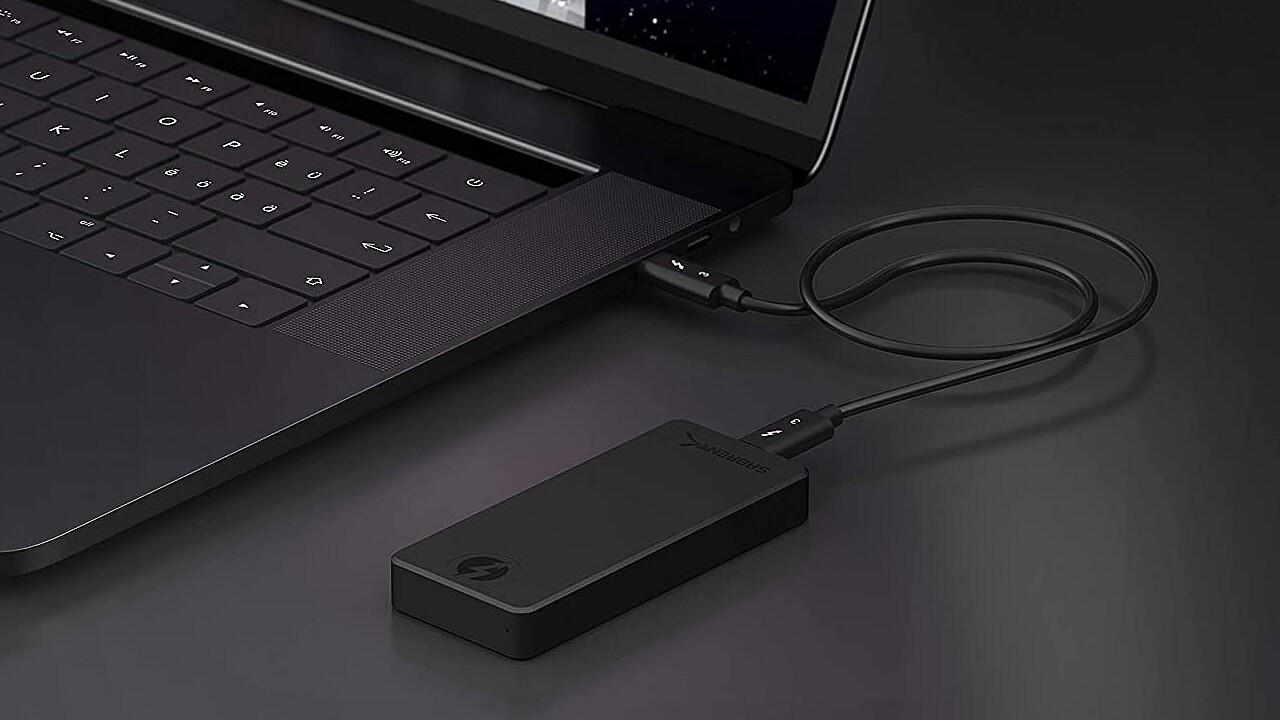 Sabrent Rocket XTRM-Q: Externe 8-TB-SSD nutzt Thunderbolt 3 oder USB