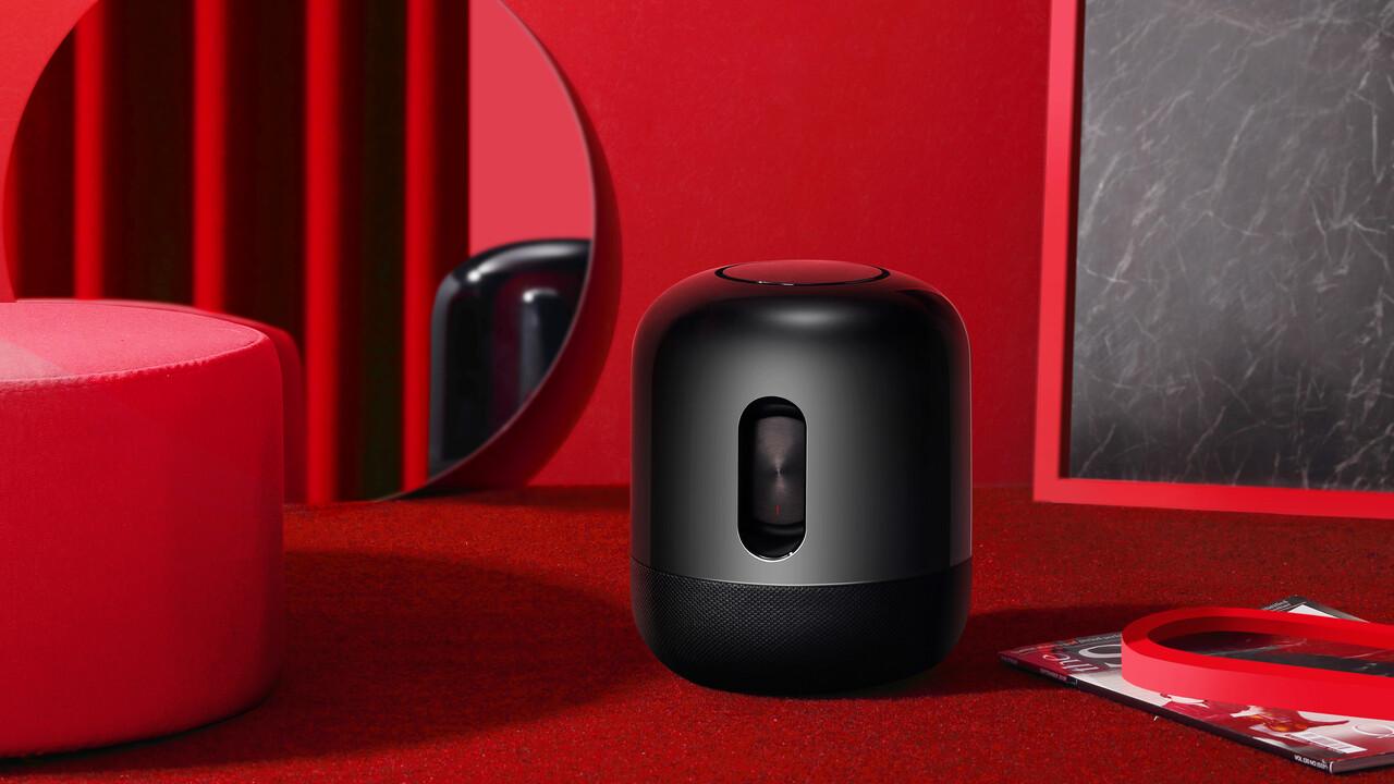 Huawei Sound X: Lautsprecher mit Devialet-Treibern startet am 15.Juli