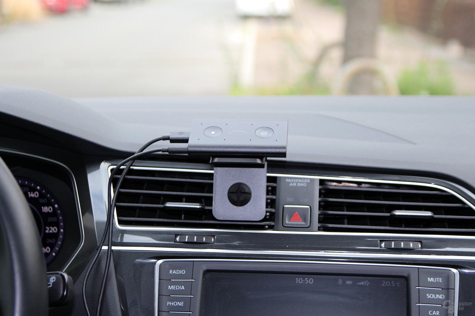 Amazon Echo Auto: Verbindung über AUX-In