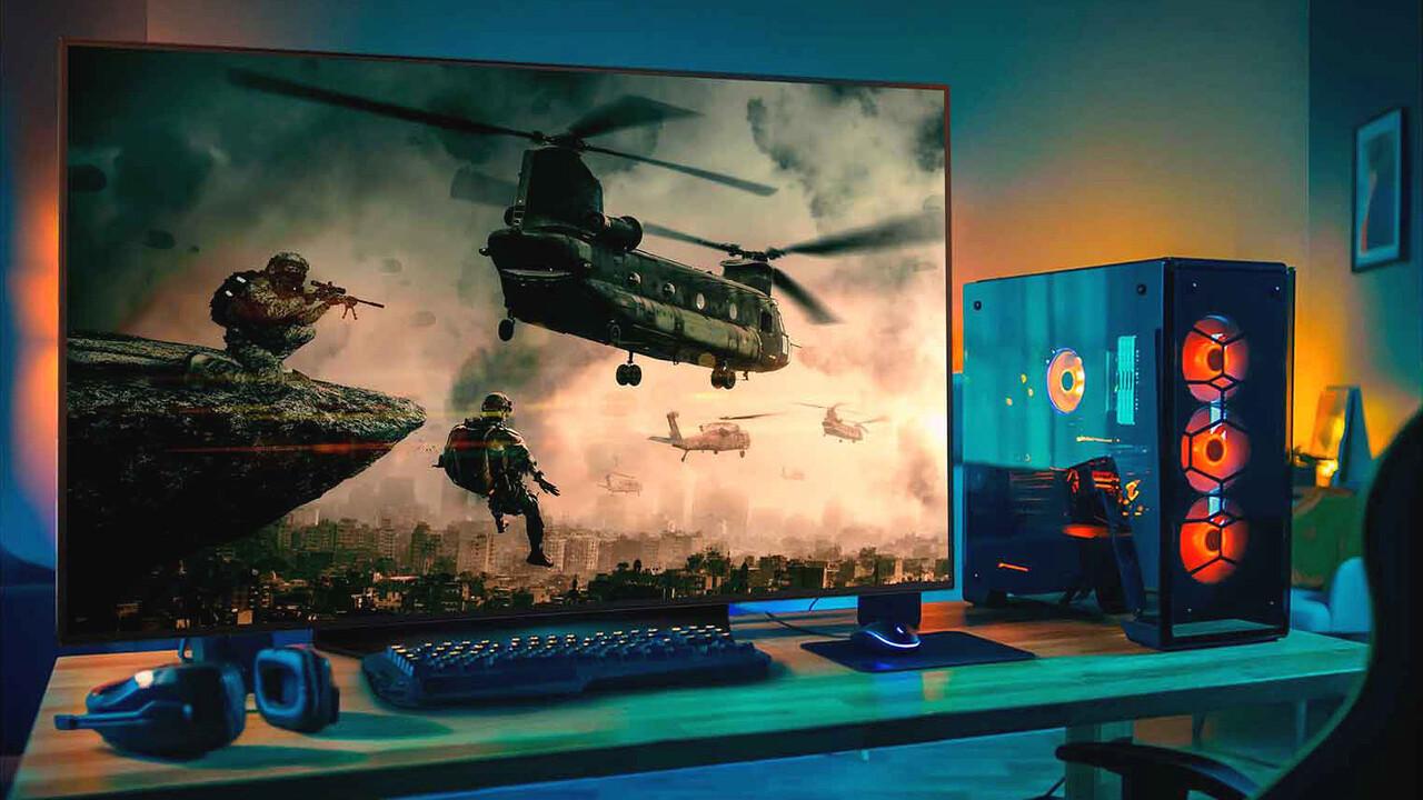 LG OLED 48CX im Test: 48-Zoll-OLED-TV mit HDMI 2.1 & 120 Hz als Gaming-Monitor