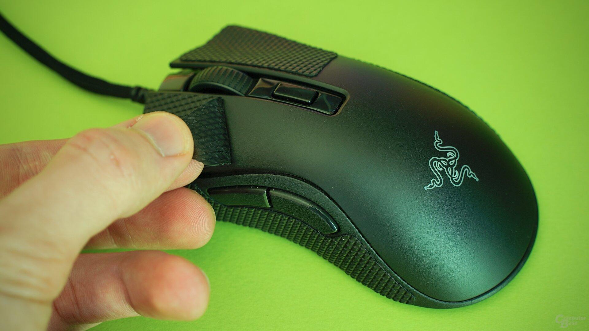 Razer DeathAdder V2 Mini mit Grip-Tape